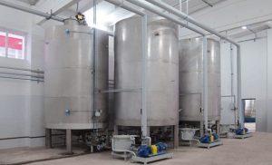 Оборудование для спиртовой промышленности