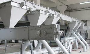 Транспортное и аспирационное оборудование