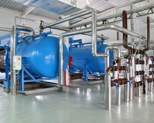 Линия винтеризации масла